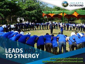 jasa eo jakarta outbound training team building