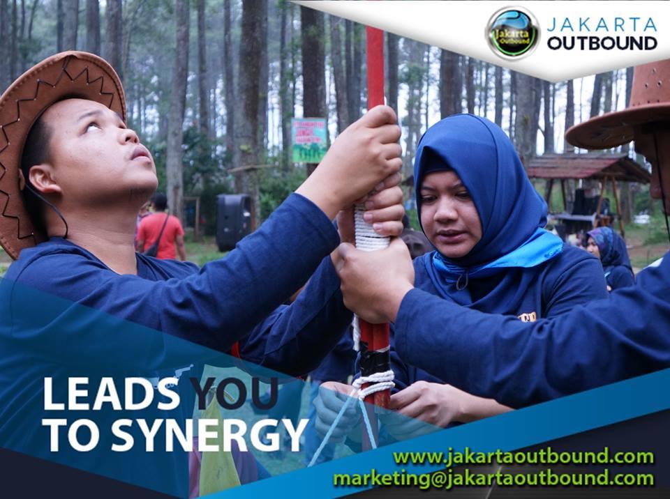 Outbound Training untuk Karyawan Perusahaan Jakarta