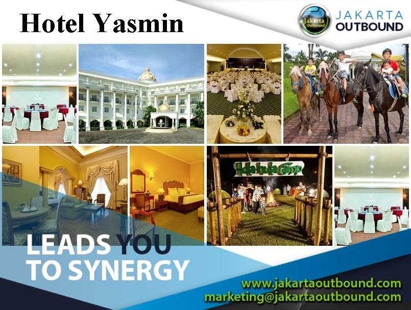 paket outbound di hotel yasmin puncak bogor