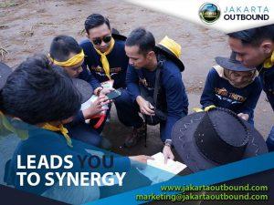 Training Outbound Karyawan Perusahaan
