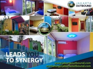 tempat paket Outbound di Countainer Inn Hotel Puncak Bogor