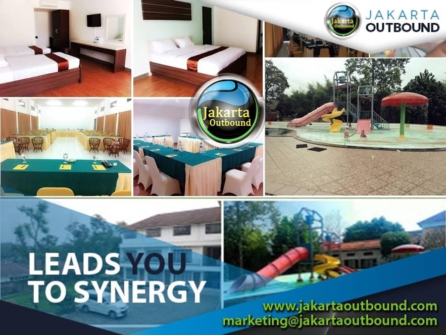 tempat Outbound di Puncak Village Hotel & Kampung Main Puncak