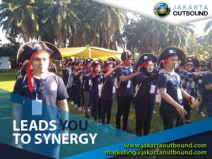 provider eo Outbound Training dan Team Building Jakarta